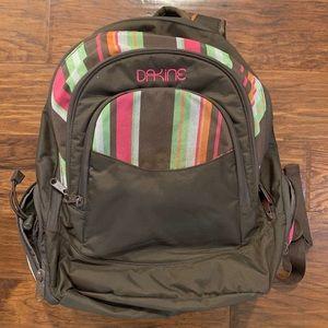 Dakine Backpack w/ Many Pockets